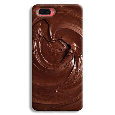 Chocolate Oppo A3s Case