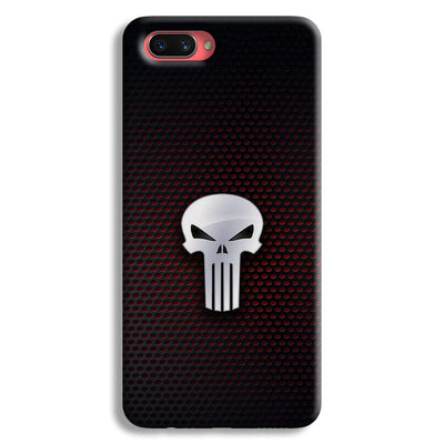 Punisher Oppo A3s Case
