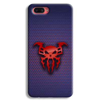Octopus Symbol Oppo A3s Case