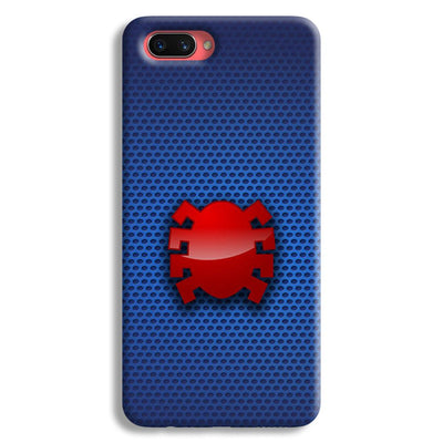Spider Man Comix Oppo A3s Case