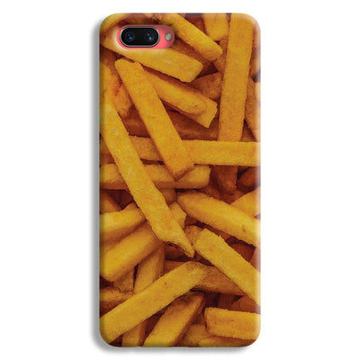 French Fries Oppo A3s Case