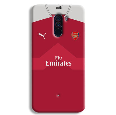 Arsenal F.C. Jersey POCO F1 Case