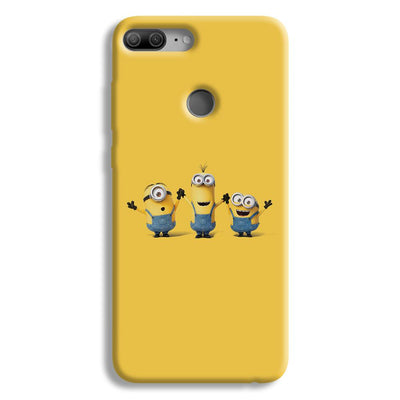 Three Minions Honor 9 Lite Case