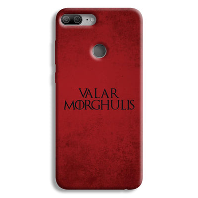VALAR MORGHULIS Honor 9 Lite Case