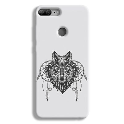 Woolfe Honor 9 Lite Case