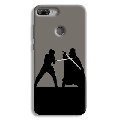 Luke vs Vader Honor 9 Lite Case
