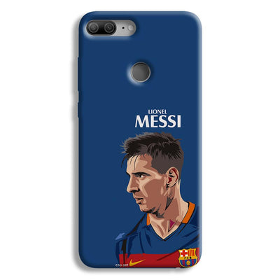 Messi Blue Honor 9 Lite Case