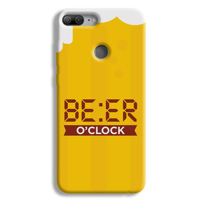 Beer O' Clock Honor 9 Lite Case