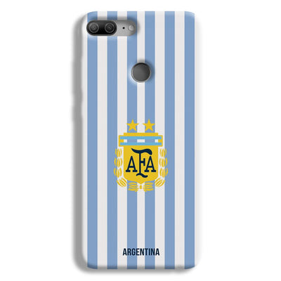 Argentina Honor 9 Lite Case