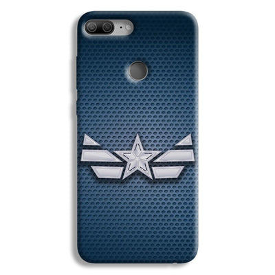 Captain America Costume Honor 9 Lite Case