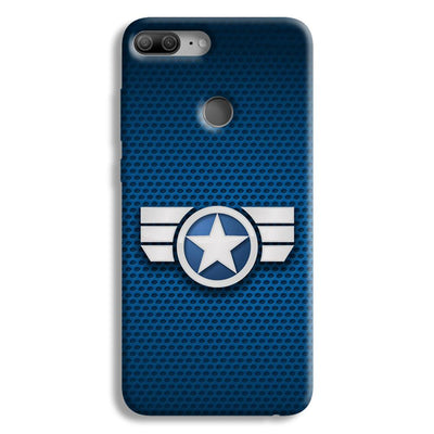 Captain America Secret Avengers Honor 9 Lite Case