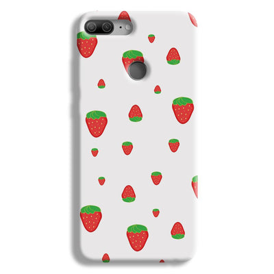 Strawberry Honor 9 Lite Case