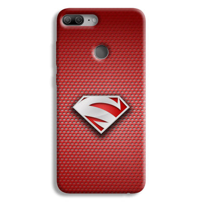 Superman Red Honor 9 Lite Case