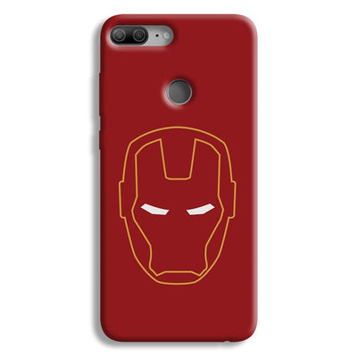 Iron Man Honor 9 Lite Case