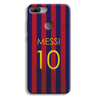 Messi Honor 9 Lite Case