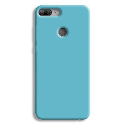 Aqua Blue Honor 9 Lite Case