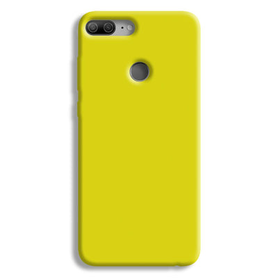 Yellow Honor 9 Lite Case