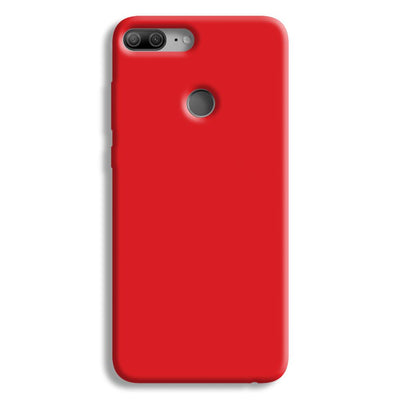 Bright Red Honor 9 Lite Case