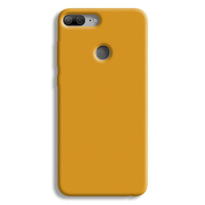 Yellow Ochre Honor 9 Lite Case