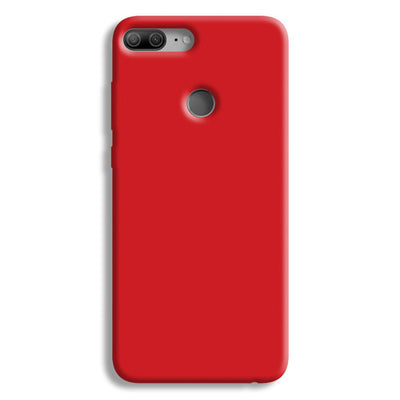 Light Red Honor 9 Lite Case