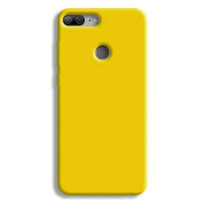 Yellow Shade Honor 9 Lite Case