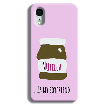 Nutella iPhone XR Case