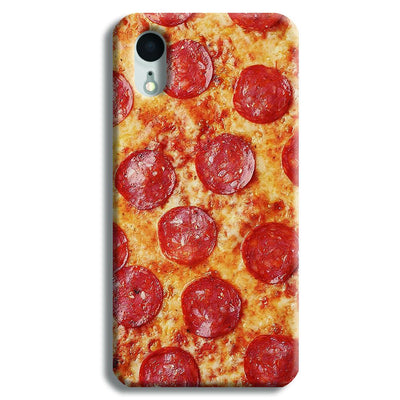 Pepperoni Pizza iPhone XR Case