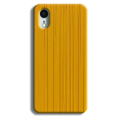 Spagetti iPhone XR Case
