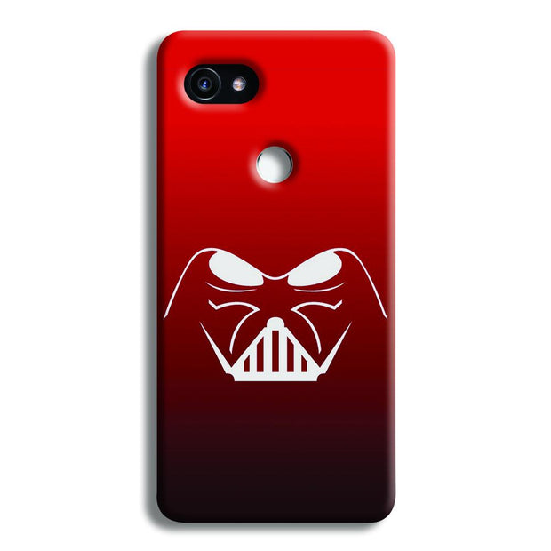 darth vader-Red Google Pixel 2 XL Case