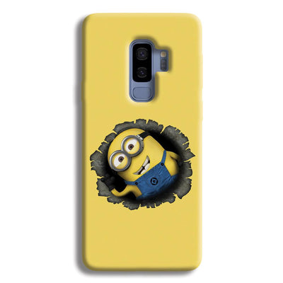 Laughing Minion Samsung Galaxy S9 Plus Case