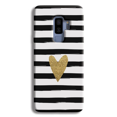 Bling Heart Samsung Galaxy S9 Plus Case
