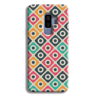 Shapes Pattern Samsung Galaxy S9 Plus Case