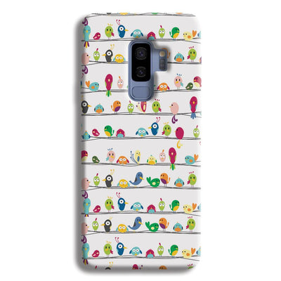 Birdies Samsung Galaxy S9 Plus Case