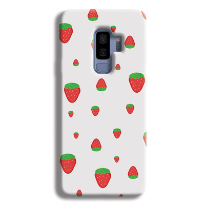 Strawberry Samsung Galaxy S9 Plus Case