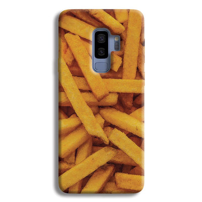 French Fries Samsung Galaxy S9 Plus Case