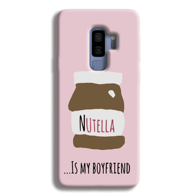 Nutella Samsung Galaxy S9 Plus Case