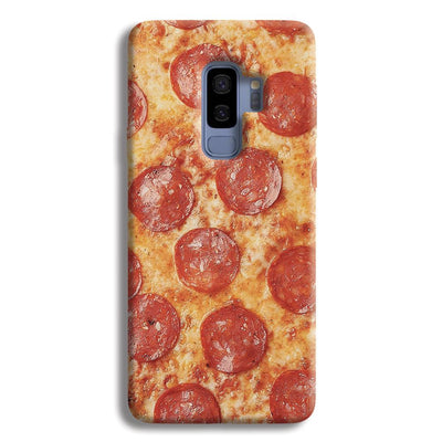 Pepperoni Pizza Samsung Galaxy S9 Plus Case