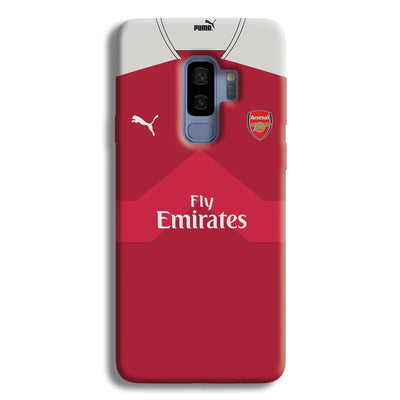 Arsenal F.C. Jersey Samsung Galaxy S9 Plus Case