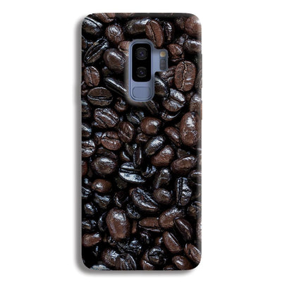 Coffee Beans Samsung Galaxy S9 Plus Case
