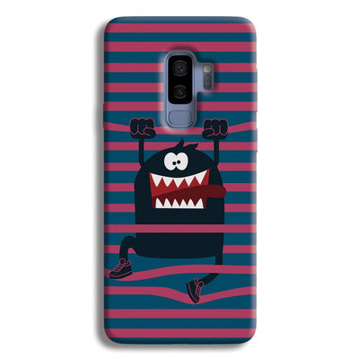 Laughing Monster Samsung Galaxy S9 Plus Case