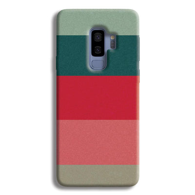 Colored Strips Samsung Galaxy S9 Plus Case
