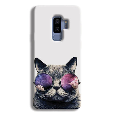 Cool Cat Samsung Galaxy S9 Plus Case