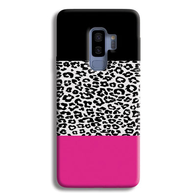 Leopard Samsung Galaxy S9 Plus Case