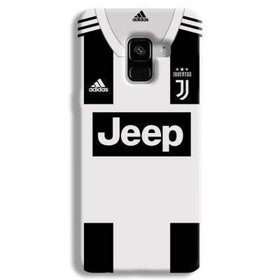 Juventus Home Samsung Galaxy A8 Plus Case