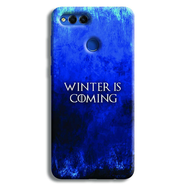 Winter is Coming Honor 7X Case