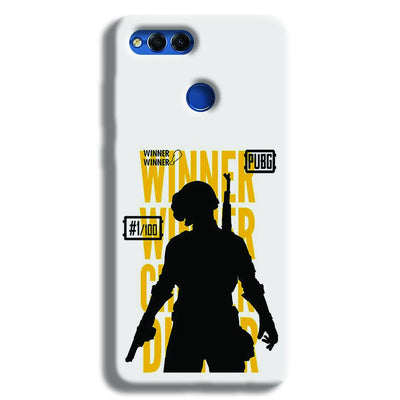 Pubg Winner Winner Honor 7X Case