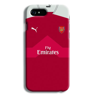 Arsenal F.C. Jersey iPhone 7 Case
