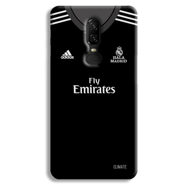 Real Madrid Away OnePlus 6 Case