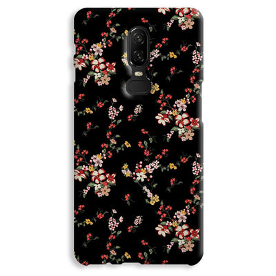 Fresh Flower OnePlus 6 Case
