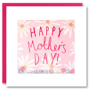 PS2490 - Mother's Day Daisies Shakies Card